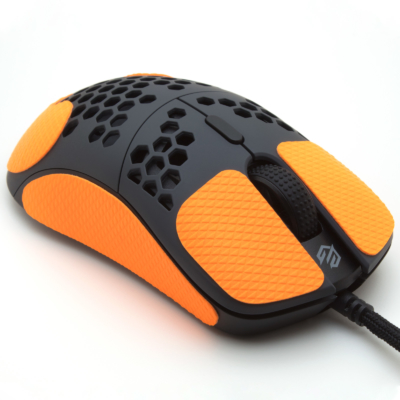 Mouse grip tape for G-Wolves Hati from the brand TrueGrip - front right view