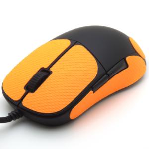 Grip pour souris EndGame Gear XM1 de la marque TrueGrip - vue avant gauche