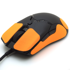 Mouse grip tape for Razer Viper Mini from the brand TrueGrip - front left view