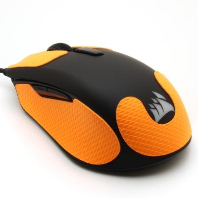 Grip pour souris Corsair Harpoon PRO de la marque TrueGrip - vue arrière